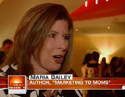 Maria Bailey on TODAY