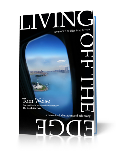 Living off the Edge Cover